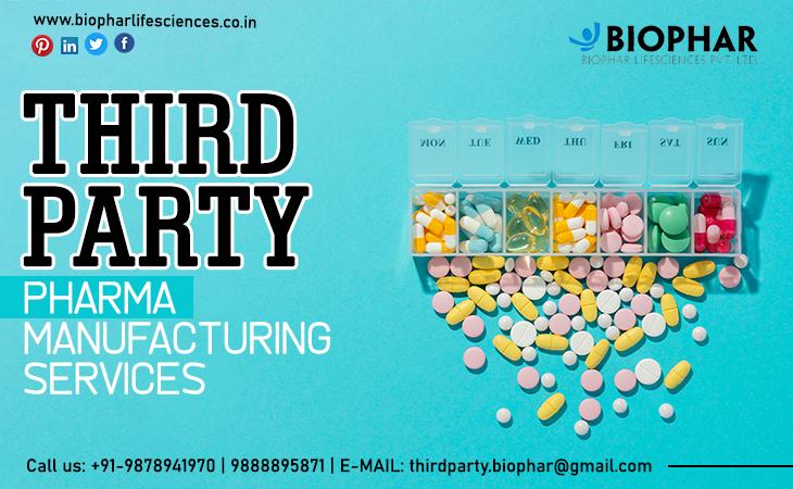 Third-Party Pharma Manufacturing Company in Baddi