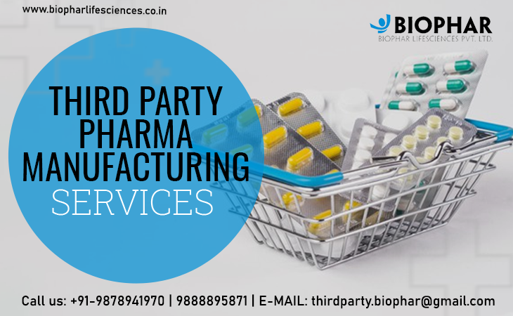 Third Party Pharma Manufacturing Services in Punjab